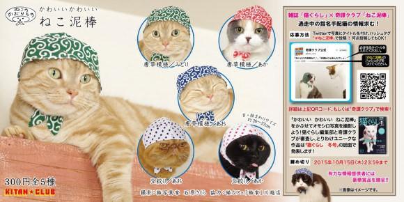 Косынки для котов
