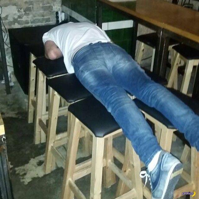 Умение спать везде и всегда