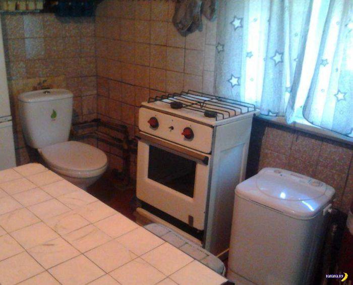 Уникальная планировка небольшой квартиры