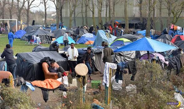 Осадный лагерь сарацинов в Кале - 2
