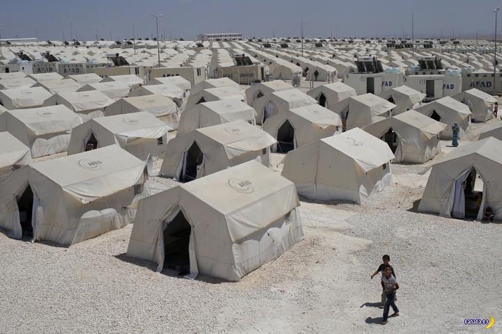 Facebook поможет ООН с доступом к Интернет в лагерях для беженцев