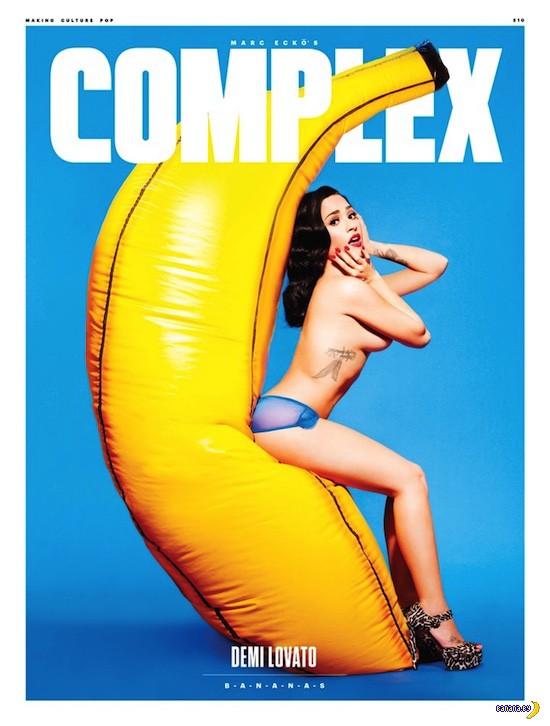 Деми Ловато для Complex magazine