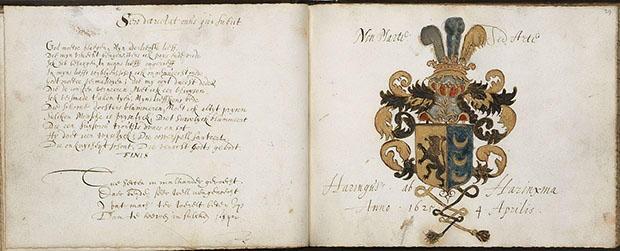 Аналоговый Фейсбук 16-го века