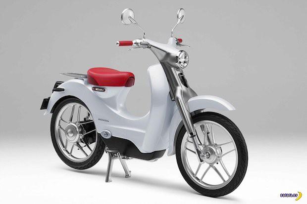 Новинки от Honda