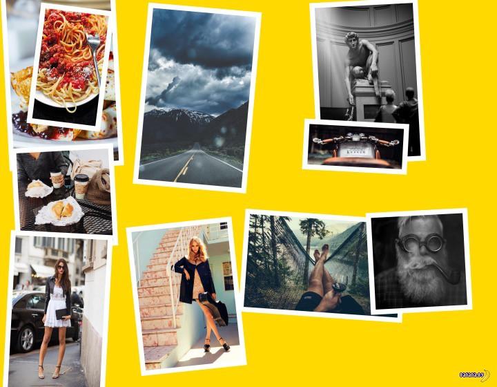 Россыпь красивых фотографий - 100