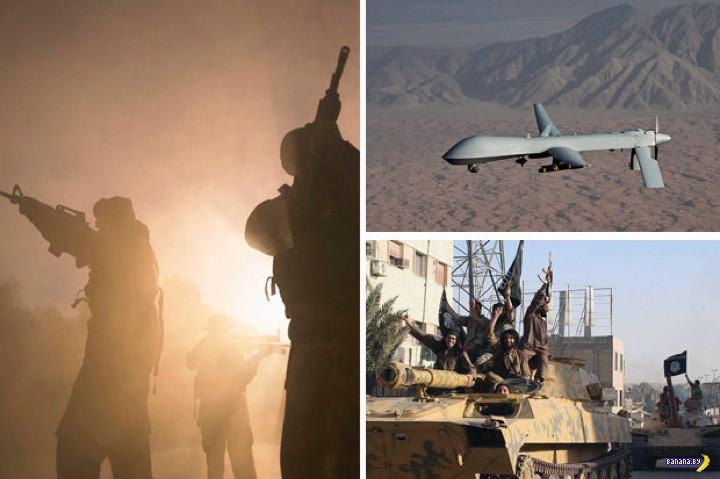 Британский спецназ отчитался об успехах в Сирии