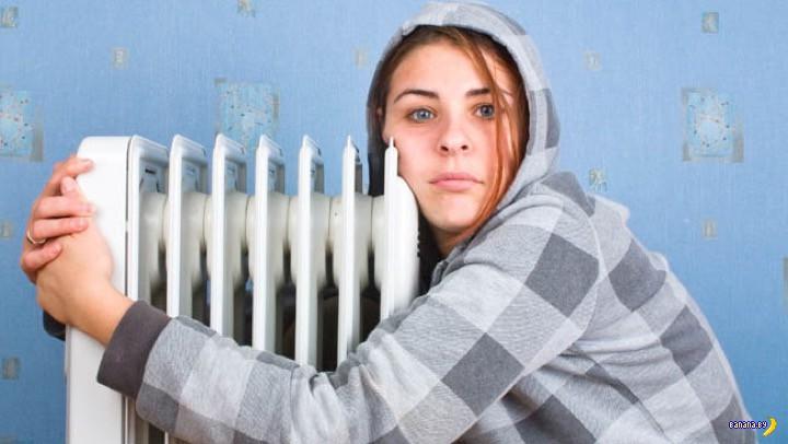 Послезавтра в Минске обещают включить отопление!