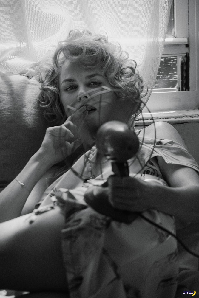 Николь Кидман для Interview Magazine