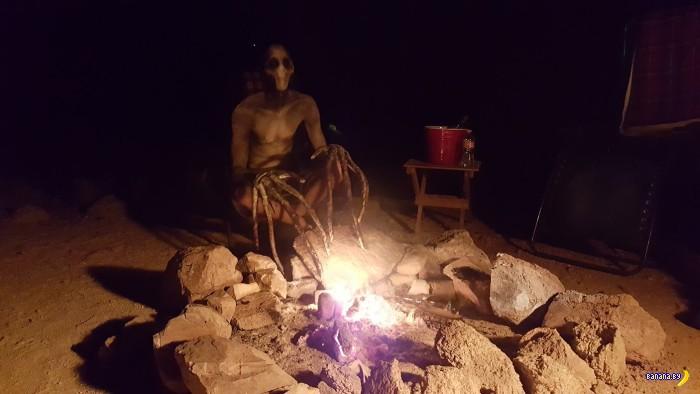 Лучший костюм на Хэллоуин