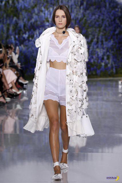 Фоточки с Парижской Недели Моды