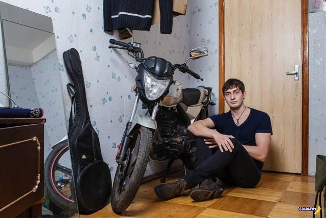 Где оказываются мотоциклы после окончания сезона?