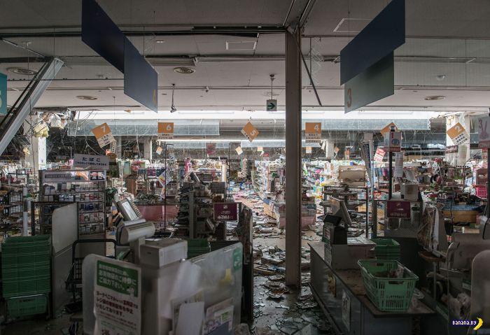 Фукусима - экскурсия в зону отчуждения