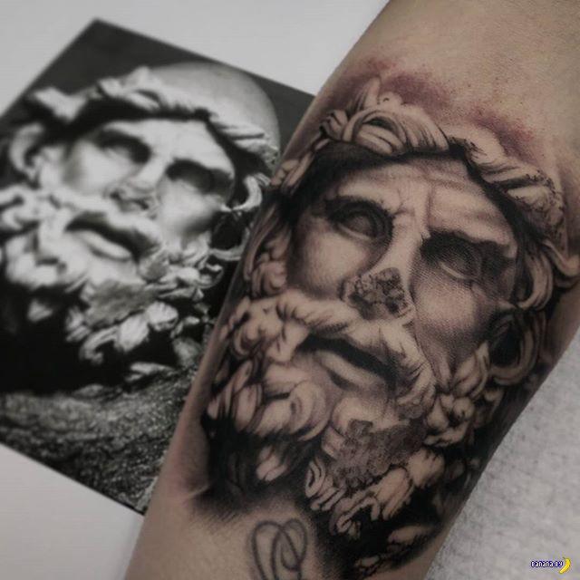 Татуировки на зависть - 52 - Мэтт Джордан