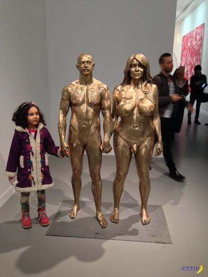 Когда в музей ходить страшно