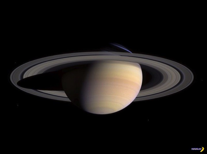 Самый большой плоский объект в Солнечной системе