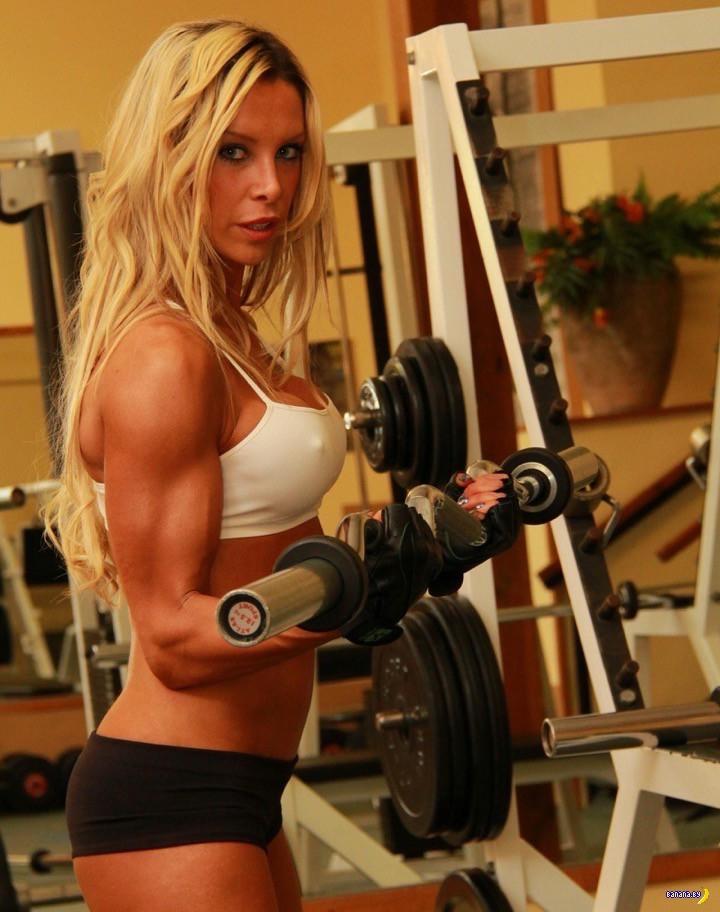 Спортивные девушки - 44