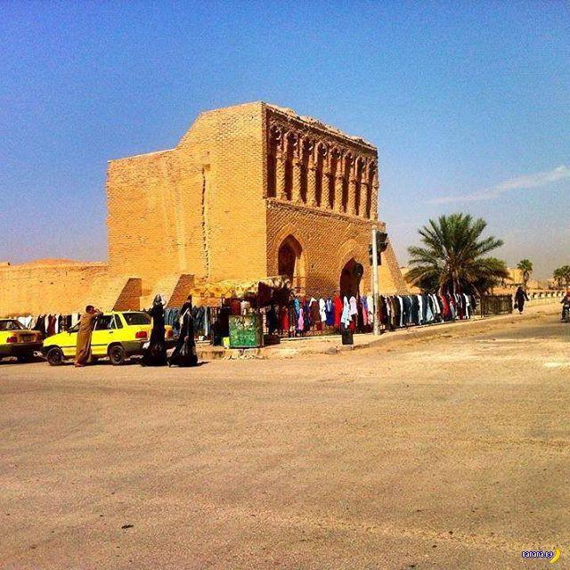 Город Ракка – столица ИГИЛ