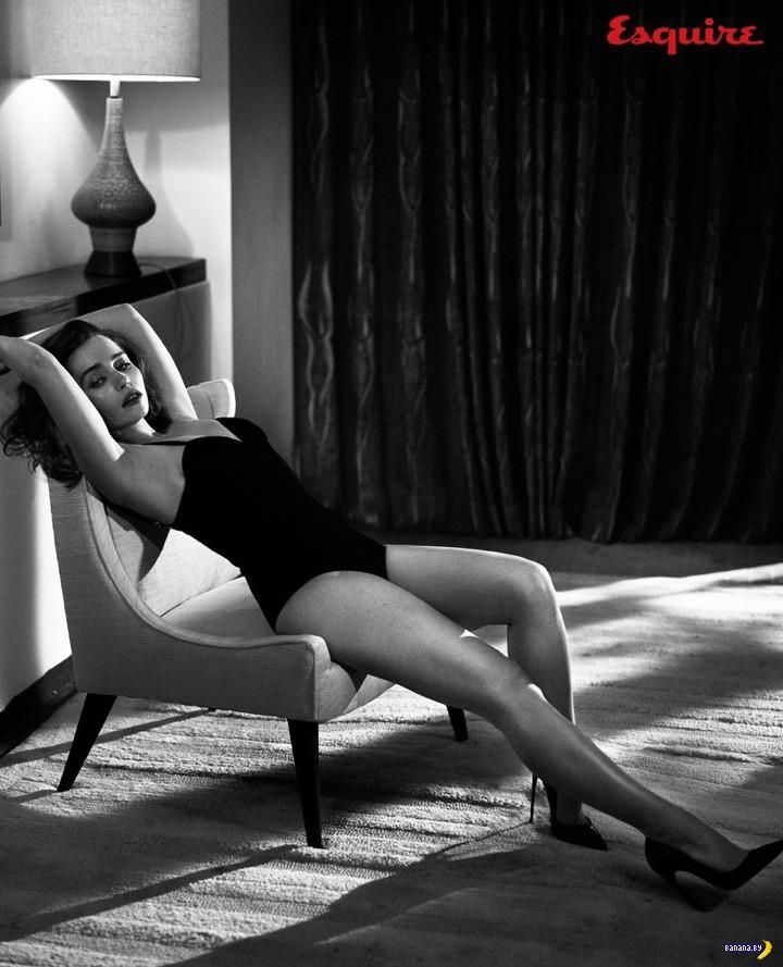 Эмилия Кларк для Esquire