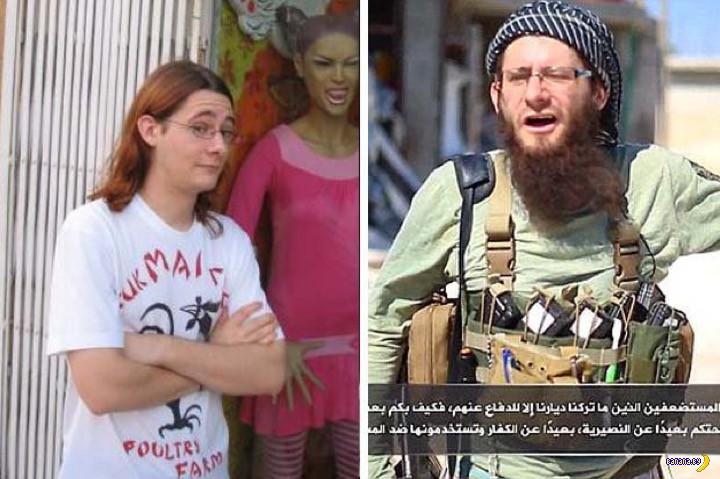 Отъявленный джихадист