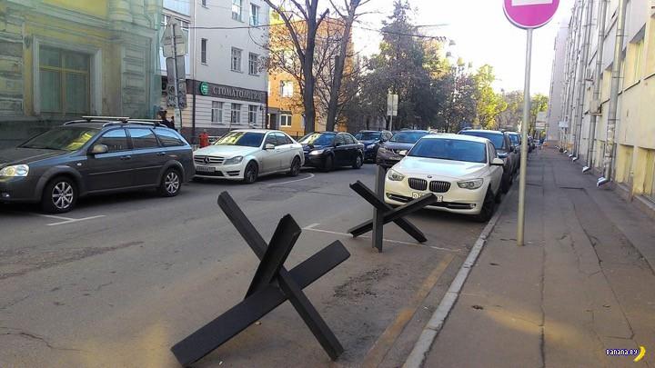 надежные парковочные барьеры