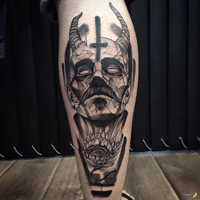 Татуировки на зависть - 54 - Fredao Oliveira