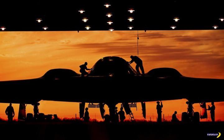 80 миллиардов долларов за новый бомбардировщик