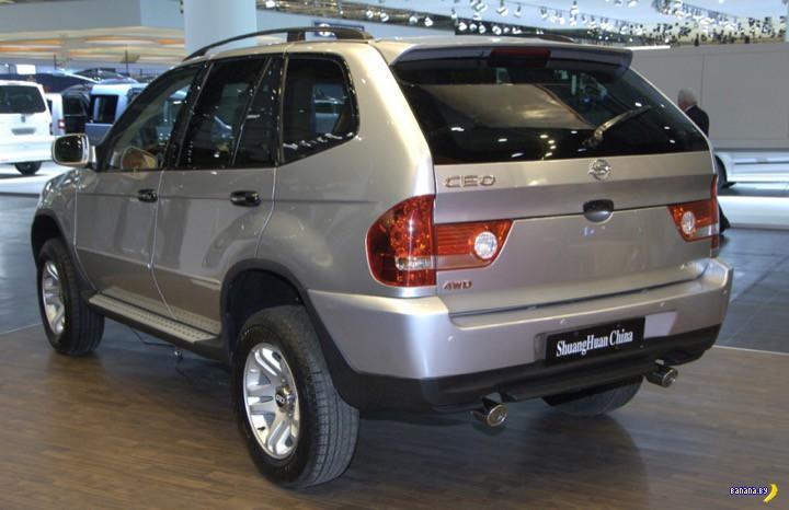 Новинки китайского авто-ксерокса