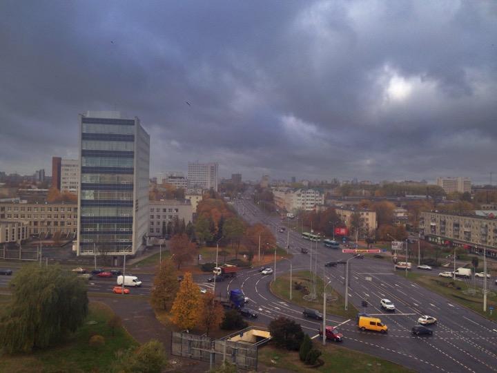 Погода: сильный ветер и дожди