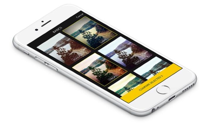 Filterra поможет обработать фотографии