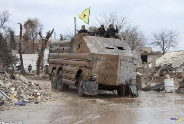 Сирийская бронетехника