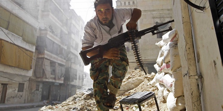 Кто с кем воюет в Сирии?