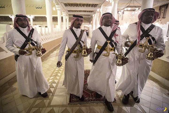 Саудовская Аравия балансирует на краю