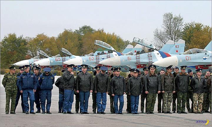 Белорусская сторона открещивается от авиабазы