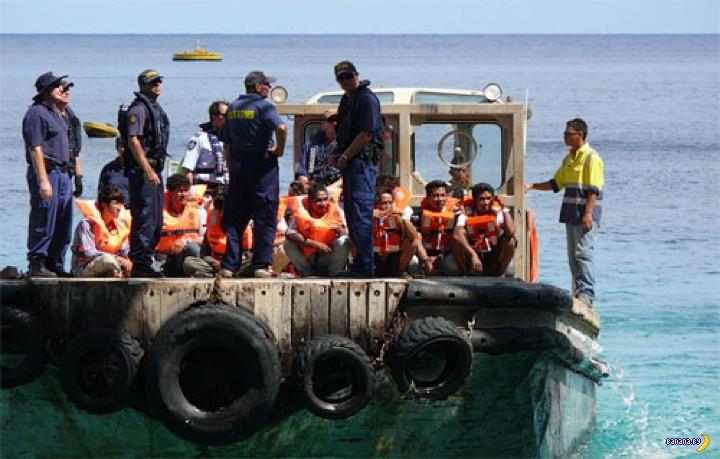 Австралия и отношение к беженцам