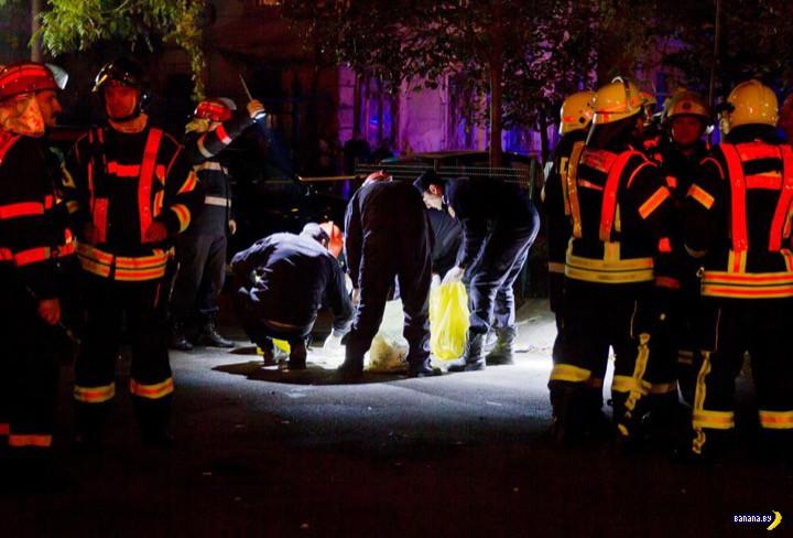 Взрыв в ночном клубе в Румынии: 27 погибших