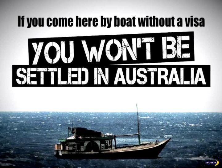 Еще одно заявление Австралии по беженцам