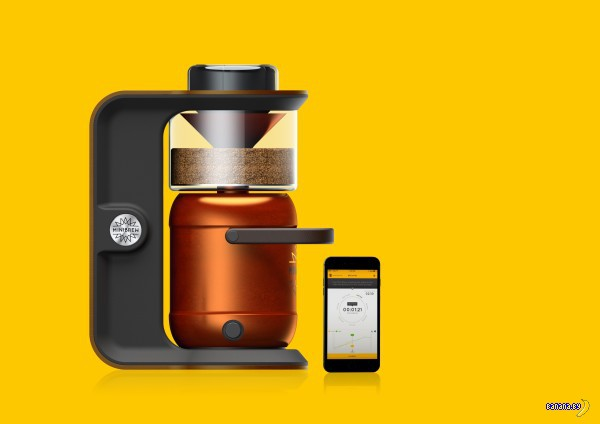Домашняя нано-пивоварня MiniBrew