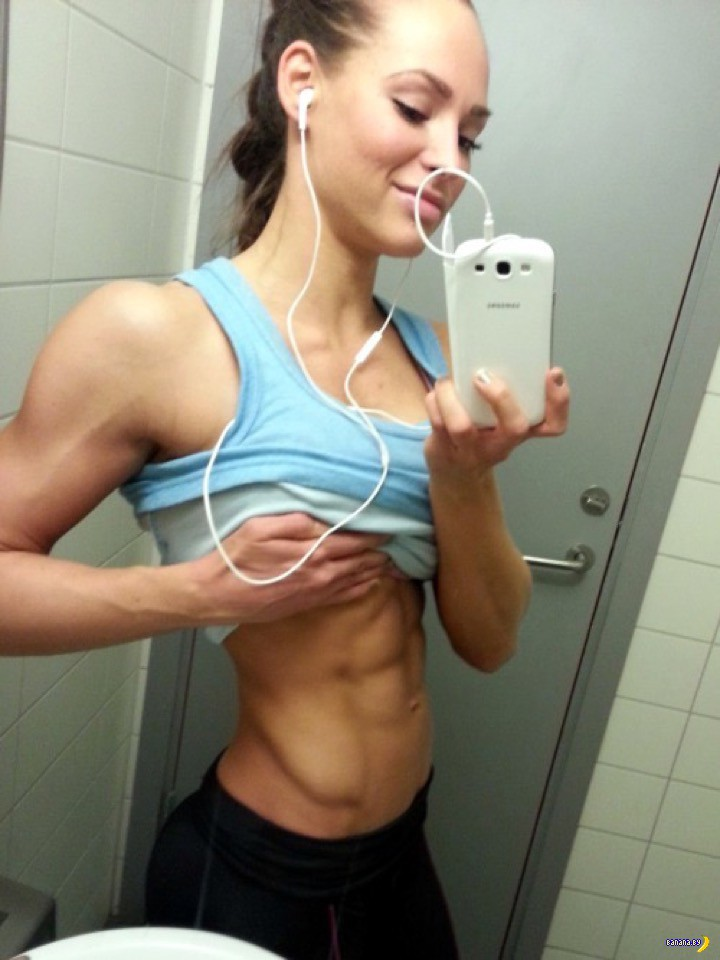 Спортивные девушки - 45