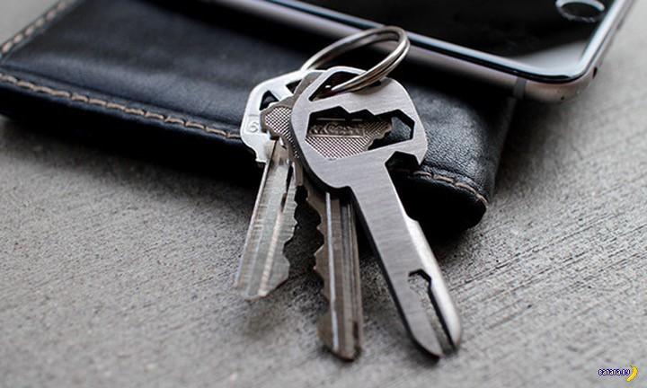 Титановый ключ специального назначения