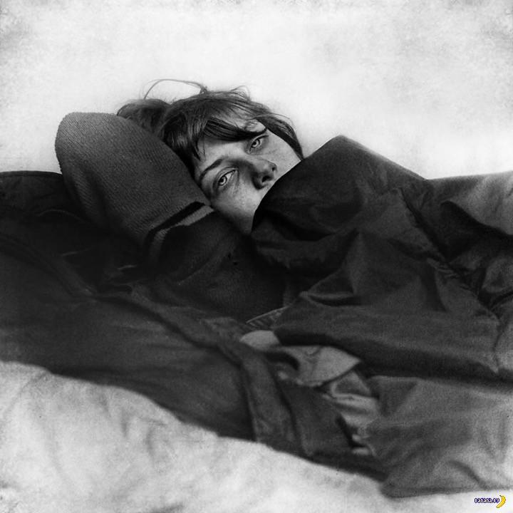 Портреты бездомных