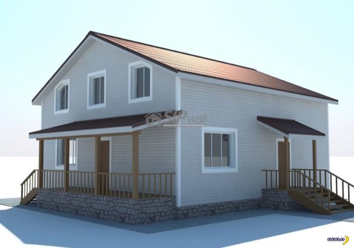Недорогой и качественный дом