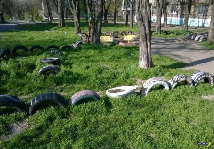 Адские твари расползаются по дворам