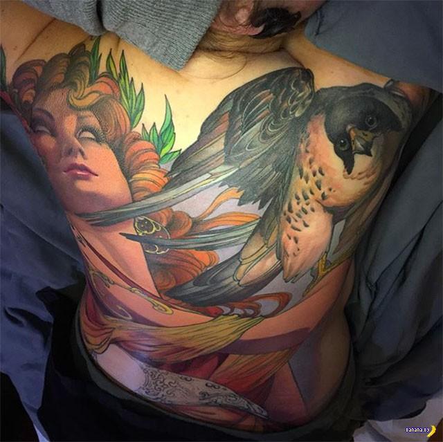 Татуировки на зависть - 55 - Jeff Gogue