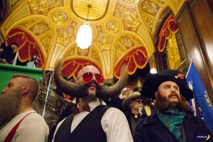 Нью-Йоркский Чемпионат бород и усов 2015