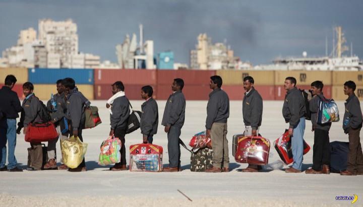 ЕС будет откупаться от африканских беженцев