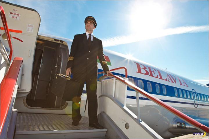 У Беларуси нет проблем с полётами в Египет