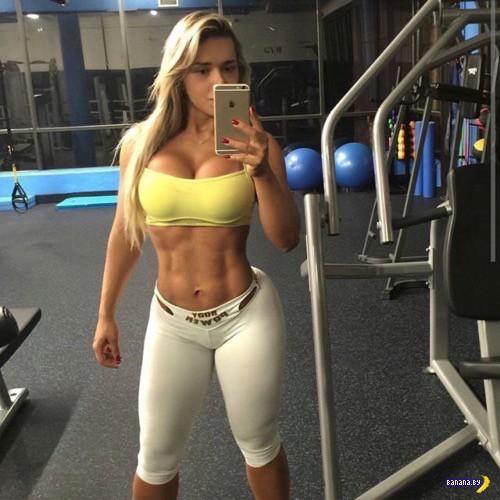 Спортивные девушки - 46