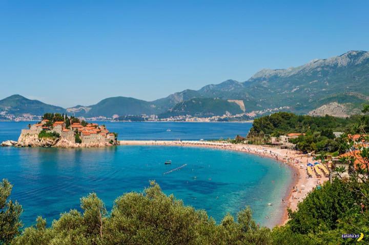 Летний отдых в Черногории