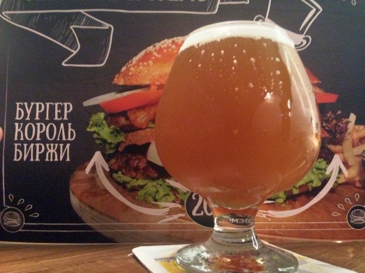 Новое имбирное пиво и фестиваль бургеров в Минске