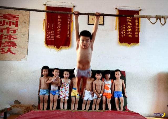 Китай - кузница чемпионов